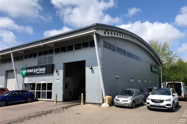 Thumbnail Warehouse to let in Unit D, Aisecome Way, Weston-Super-Mare, South West
