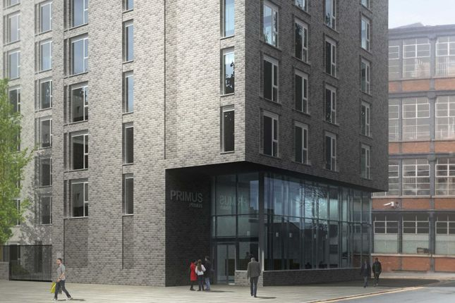 1 bedroom flat for sale in Central Leicester Apartments, Leicester, 7Dh, Leicester