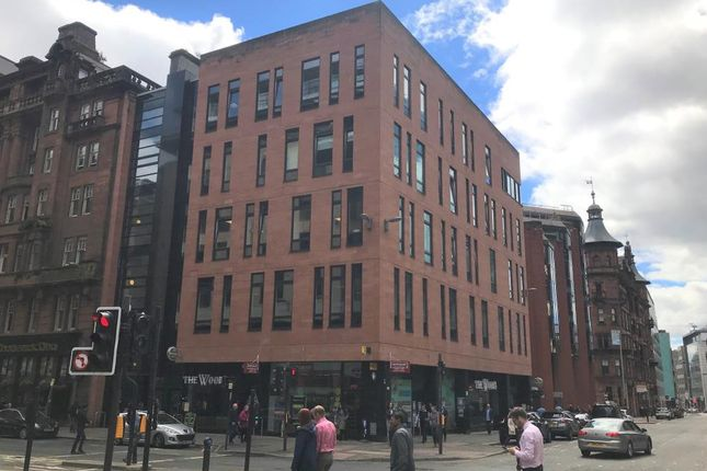 Thumbnail Office to let in Cadell House, 27-29 Waterloo Street, Glasgow