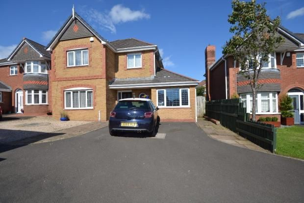 4 bed detached house for sale in Burns Crescent, Kilmarnock