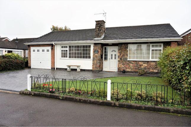 2 bed bungalow for sale in Harenee Crecent, Kirby Muxloe
