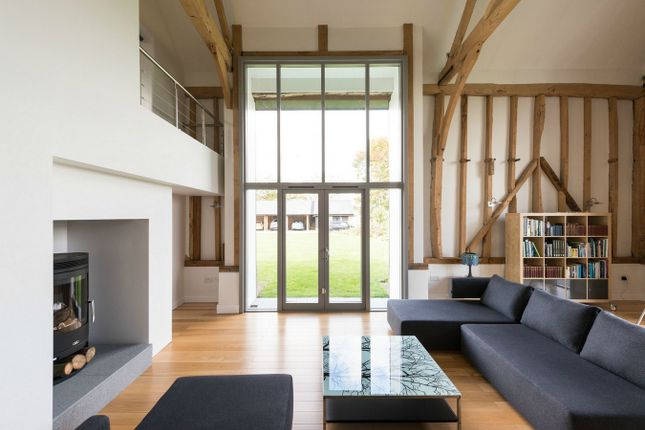 Thumbnail Barn conversion for sale in Haverhill Road, Little Wratting, Haverhill