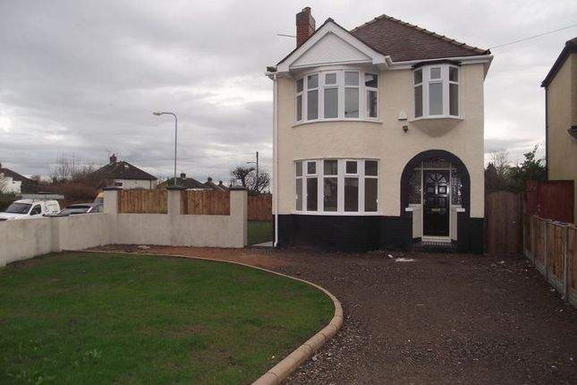 Thumbnail Detached house for sale in Wood Road, Liverpool