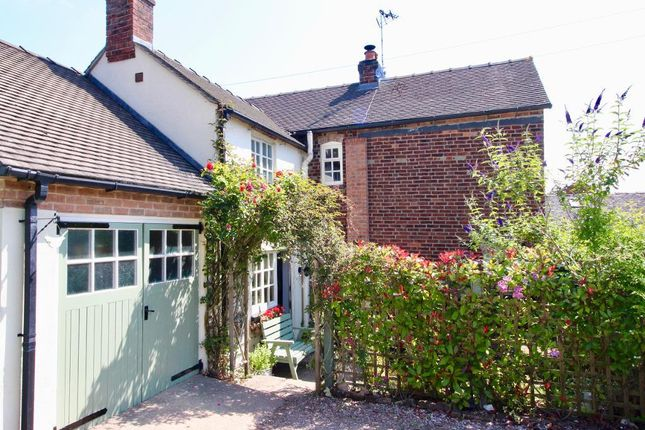 Thumbnail Semi-detached house for sale in Sandon Road, Hilderstone, Staffordshire