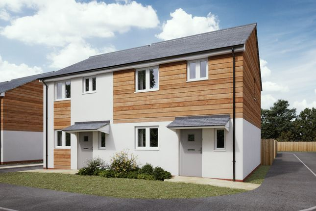 CGI Exterior of Henry Avent Gardens, Plymouth PL9