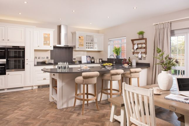 """Thumbnail Detached house for sale in """"Josiah House"""" at Wedgwood Drive, Barlaston, Stoke-On-Trent"""