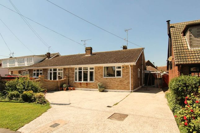 Thumbnail Semi-detached bungalow for sale in Promenade, Mayland, Chelmsford