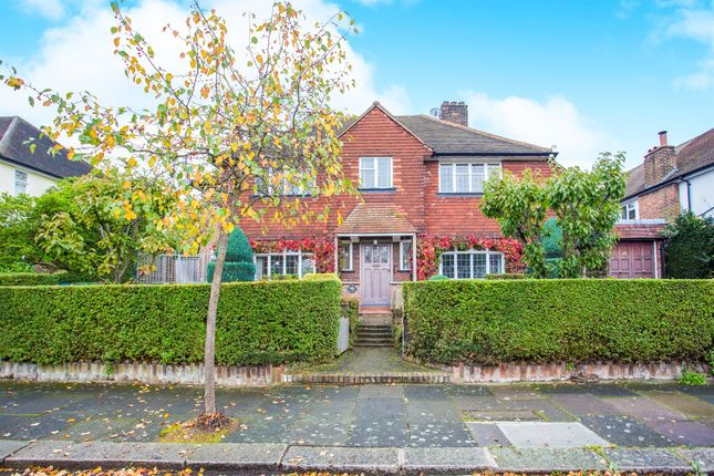 Thumbnail Detached house for sale in Flambard Road, Harrow-On-The-Hill, Harrow