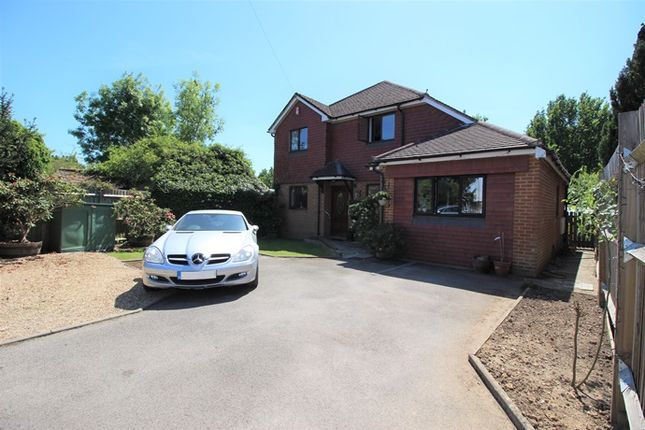 Thumbnail Detached house for sale in The Close, Horley