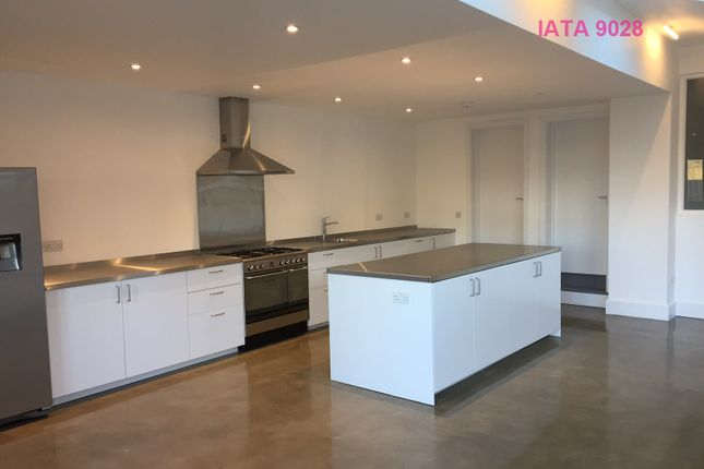 Thumbnail Detached house to rent in Trinity Road, London