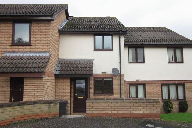 Thumbnail Terraced house to rent in Woodcote, Yeovil