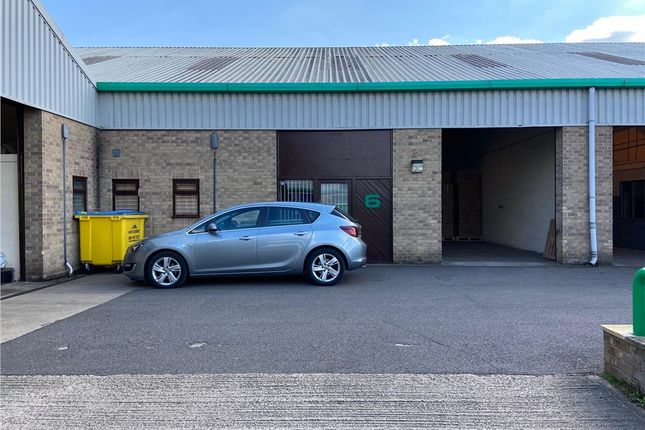 Thumbnail Light industrial to let in Unit 6 Glen Industrial Estate, Essendine, Stamford, Lincolnshire