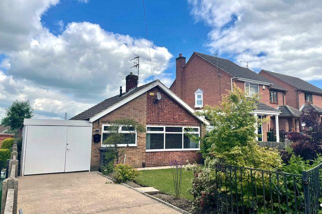 Thumbnail Detached bungalow for sale in Prospect Avenue, South Normanton