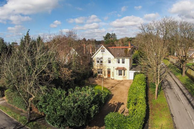 Thumbnail Detached house for sale in The Avenue, Chichester