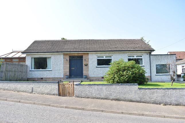 Thumbnail Detached bungalow for sale in Aurs Road, Barrhead, Glasgow
