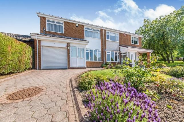 Thumbnail Semi-detached house for sale in Jonquil Close, Newcastle Upon Tyne