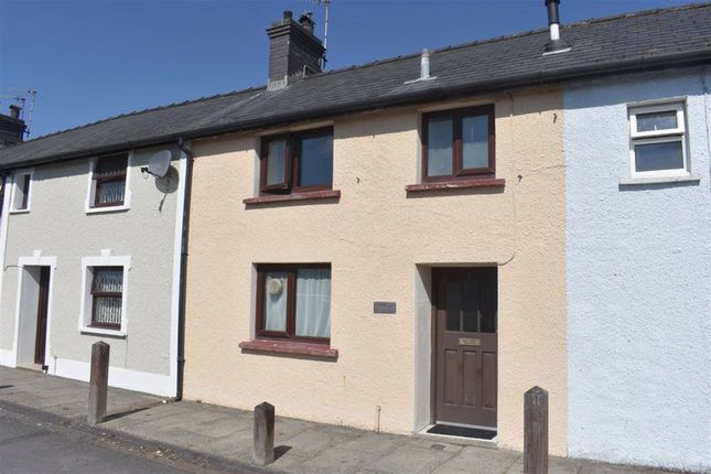 Thumbnail Terraced house for sale in Harford Row, Lampeter