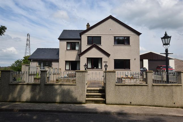 Thumbnail Detached house for sale in Thwaite Flat, Barrow-In-Furness