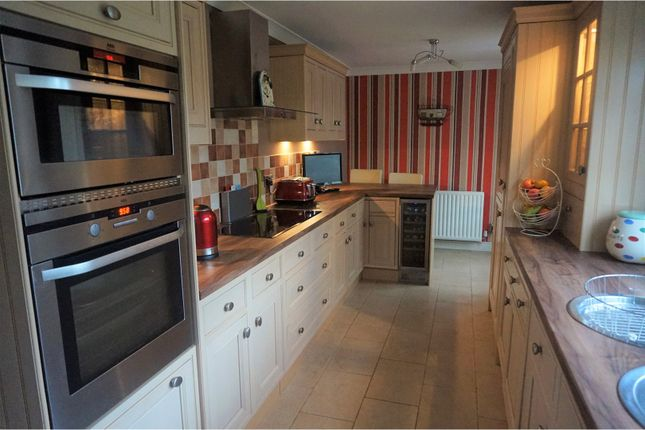 Thumbnail Detached house for sale in Sudgrove Place, Meir Park, Stoke-On-Trent
