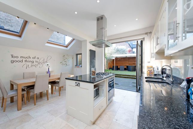 Thumbnail Terraced house for sale in Wontner Road, London