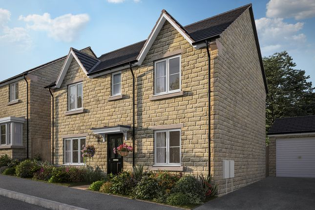 "Thumbnail Detached house for sale in ""The Leverton"" at Apperley Road, Apperley Bridge, Bradford"