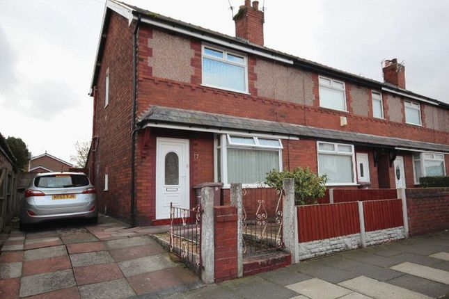 Thumbnail Semi-detached house to rent in Ilfracombe Road, Sutton Leach, St Helens