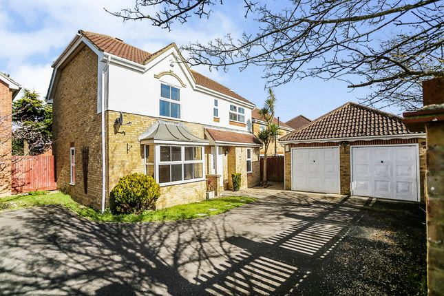 Thumbnail Detached house for sale in Chestnut Lane, Kingsnorth, Ashford
