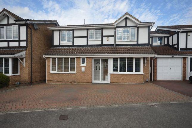 Thumbnail Detached house for sale in Milton Way, Houghton Regis, Dunstable