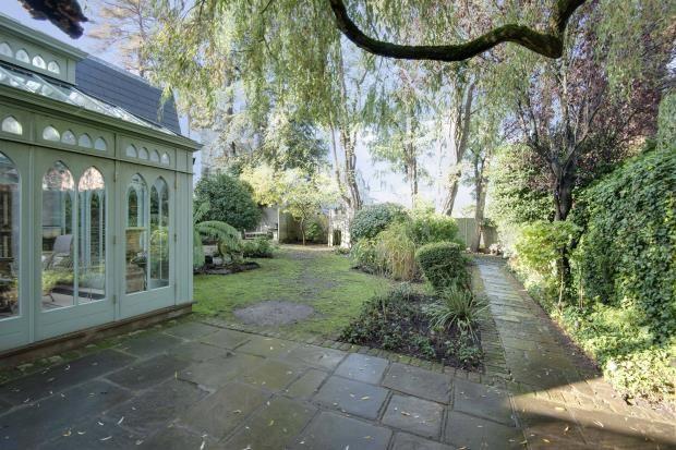 Thumbnail Detached house for sale in Hampstead Lane, Highgate Village, London