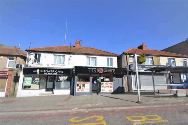 Thumbnail Property for sale in The Retreat, Cheam Common Road, Worcester Park
