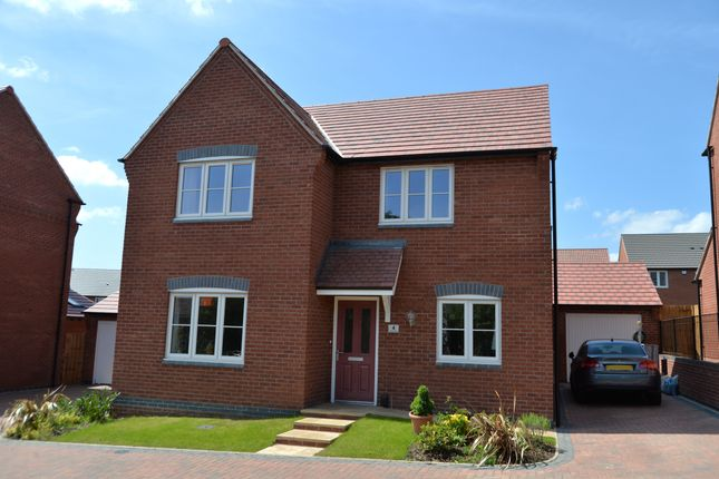 Thumbnail Detached house for sale in Greythorn Drive, West Bridgford