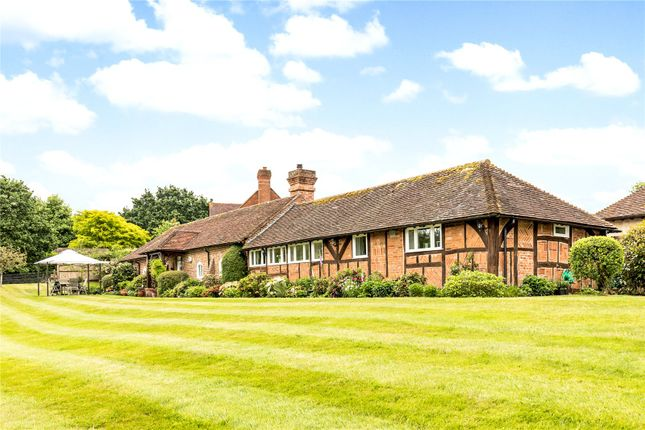 Thumbnail Detached house for sale in Lodge Green, Burton Park, Duncton, Petworth