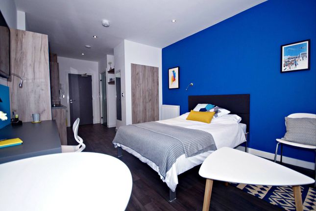 1 bed flat for sale in Central Leicester Apartments, Leicester, 7Dh, Leicester LE2