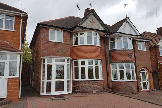 Thumbnail Semi-detached house to rent in Ridgeway, Quinton Business Park, Quinton, Birmingham