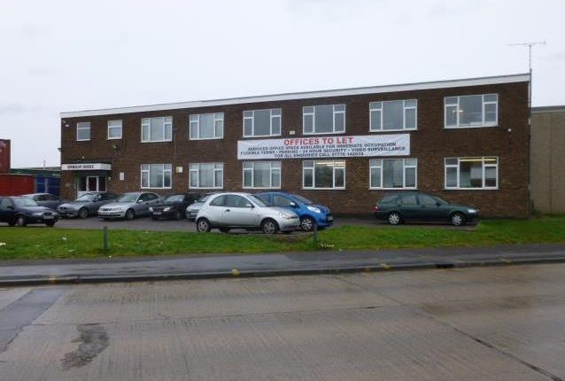 Thumbnail Office to let in Suite 1&2, Wensley House, 9, Purdeys Way, Purdeys Industrial Estate, Rochford