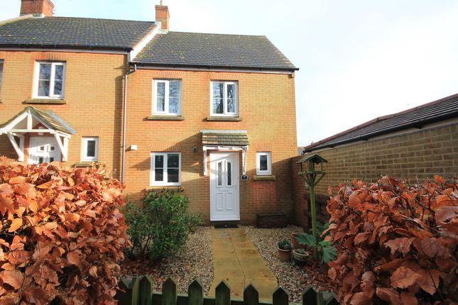 Thumbnail End terrace house for sale in Knapwater Walk, Dorchester