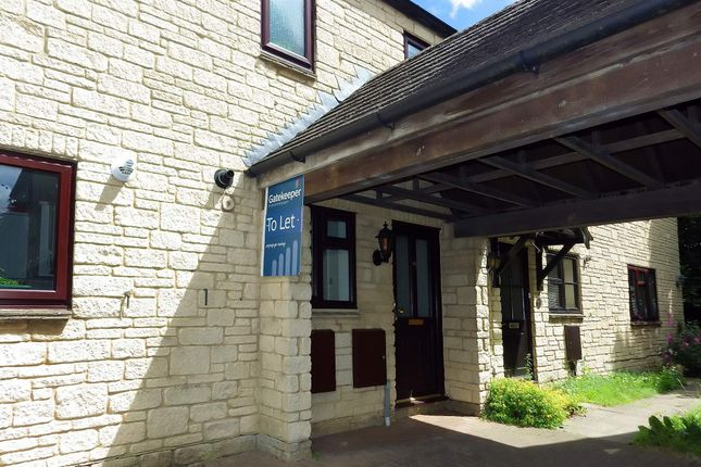 Thumbnail Terraced house to rent in Campden Close, Witney, Oxfordshire