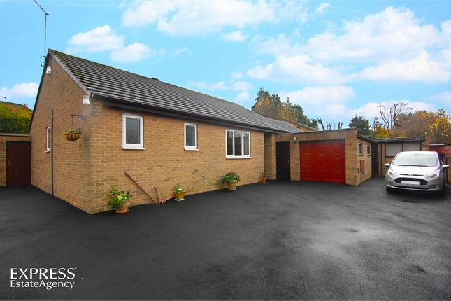 Thumbnail Detached bungalow for sale in Green Oak Grove, Sheffield, South Yorkshire
