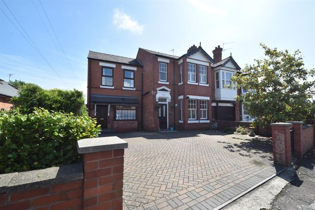 Thumbnail Semi-detached house for sale in Laugherne Road, St Johns, Worcester