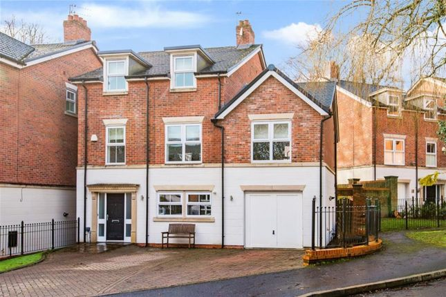 Thumbnail Detached house for sale in The Coppice, Worsley, Manchester