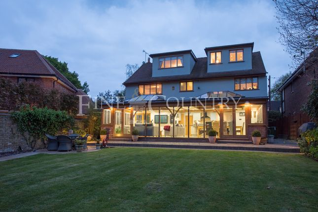 Thumbnail Detached house for sale in Deerbank Road, Billericay