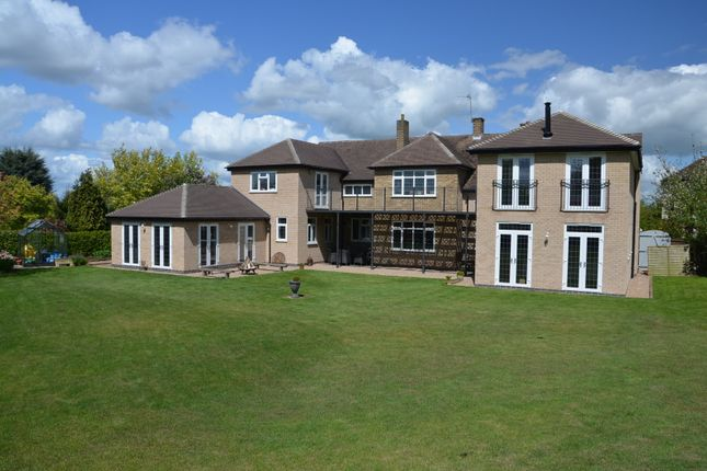 Thumbnail Detached house for sale in Willesley Close, Ashby De La Zouch
