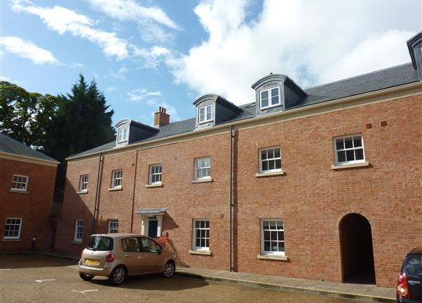 Thumbnail Flat for sale in The Orchard House, The Mount, Chepstow