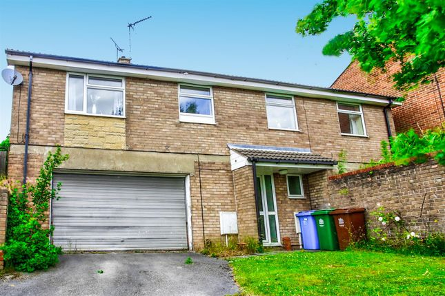 Thumbnail Detached house to rent in Harthill Drive, Mansfield