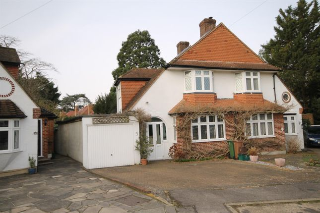 Thumbnail Property for sale in Park Close, Carshalton