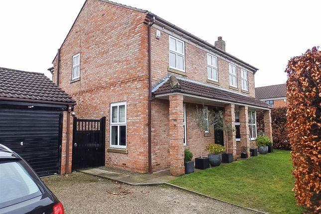Thumbnail Detached house for sale in Low Green, Copmanthorpe, York