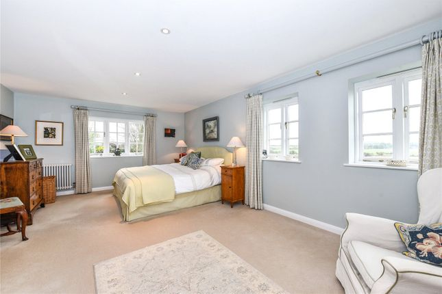 Master Bedroom of Offham, South Stoke, Arundel, West Sussex BN18