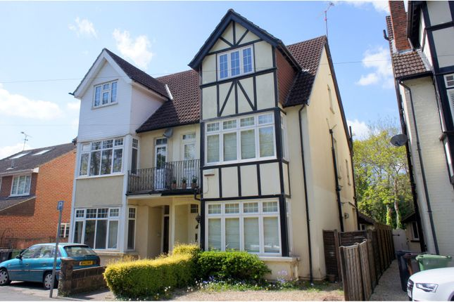 Thumbnail Town house for sale in Gordon Road, Camberley
