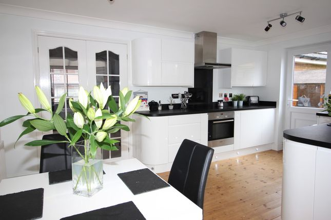 Thumbnail Detached house for sale in The Cains, Taverham, Norwich