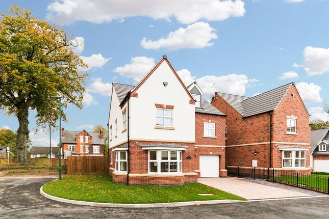Thumbnail Detached house for sale in Nottingham